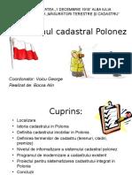 Cadastru in Polonia