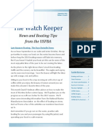 The Watch Keeper Volume 1 Issue 6