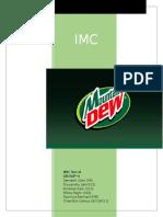 IMC Mountain Dew Group 4
