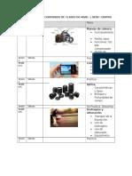 AF, Calendario y Programa de Clases Nivel 1, Centro (1) Junio 10 de 2016