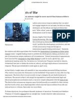 Let Slip the Robots of War - Reason-3