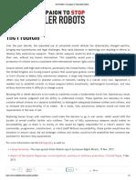 Problem _ Campaign to Stop Killer Robots-1
