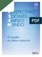 empleo en el mundo OIT resumen.pdf