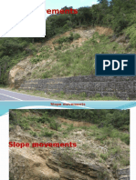 Ch-5 Slope Movements, Classification of Landslides;