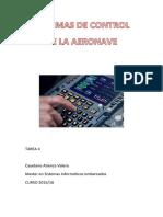 Sistemas de Control de La Aeronave