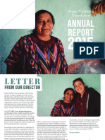 MTF Annual Report 2015