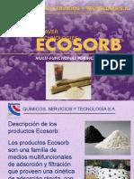 Productos Ecosorb