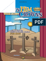 Crown Him With Many Crowns Easter Musical for Kids PDF