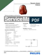 Philips Fc8344 Vacuum Cleaner