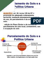 Parcelamento do Solo Urbano - Tudo e Algo Mais.ppt