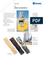 Pelleting Press
