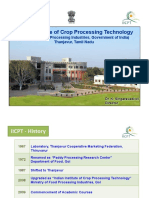 Food Processing Courses