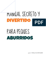 Manual de Juegos Divertidos Para Peques Aburridos