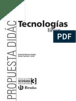 Propuesta_didactica Tecnologia 3 Eso