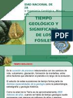 TIEMPO GEOLÓGICO Y SIGNIFICADO DE LOS FÓSILES.pptx