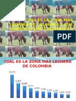 Cual Es La Zona Más Lechera de Colombia