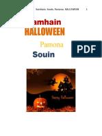Samhain Souin Pamona Halloween