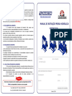 Manual Da Máquina Prensa Marcon