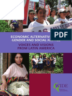 0. Economic Alternatives WIDE Publication