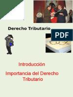 DERECHO TRIBUTARIO I.ppt