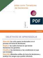Cap.6 Los Gerentes Como Tomadores de Decisiones (2)