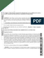 Ayuntamiento de Gilena Condena El Bloqueo de Los EEUU_1