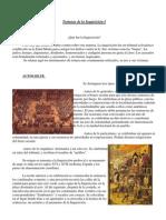 TORTURAS DE LA INQUISICIÓN I