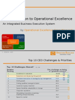 OpEx Intro to Operational Excellence v9.0