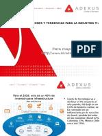 10 Proyecciones TI Para América Latina