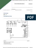Esquema y El Sistema Operativo de Caterpillar C6.6 Motor Diesel