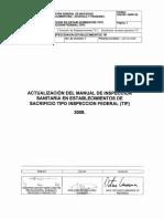 Manual Inspección Tif