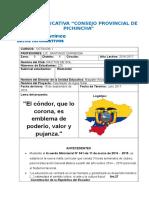Proyecto Escudo Del Ecuador