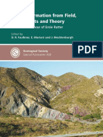 Rock Deformation From Field, Experiments and Theory, A Volume in Honor of Ernie Rutter