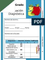 2do Grado - Diagnóstico.doc