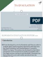 Kawabata Evaulation System