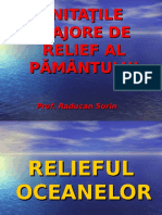 relieful bazinelor oceanice