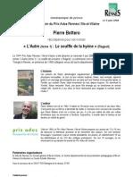 Laureat Prix Ados Rennes 2008