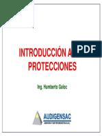 01 - Introducción a Las Protecciones