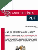 Ppt's Balance de Línea