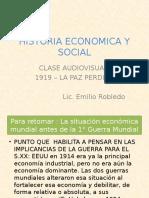 1919 - La Paz Perdida (Clase Audiovisual)