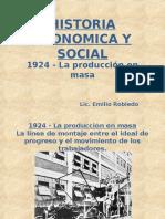 1924 - La Produccion en Masa_Clase Audiovisual