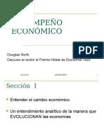 Desepeño Económico en El Transcurso de Los Años - Douglass_North