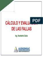 02 - Cálculo y Evaluación de Las Fallas