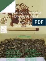 59174688 Ppt Fitokimia Isolasi Rhei Radix 1