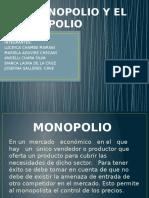 El Monopolio y El Oligopolio