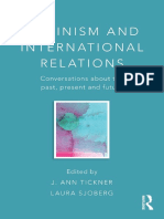 Feminist and International Organizations Ann Tickner
