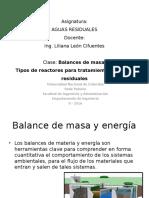 Clase Balance de Masa y Carga
