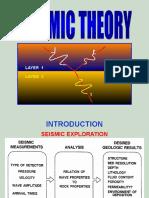 Theory (Seismic Method)