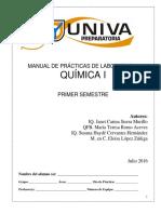 Manual de Practicas Quimica i