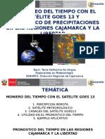Exposicion Hidrometeorologia Tania Ita